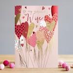 Louise Tiler Amazing Wife Card