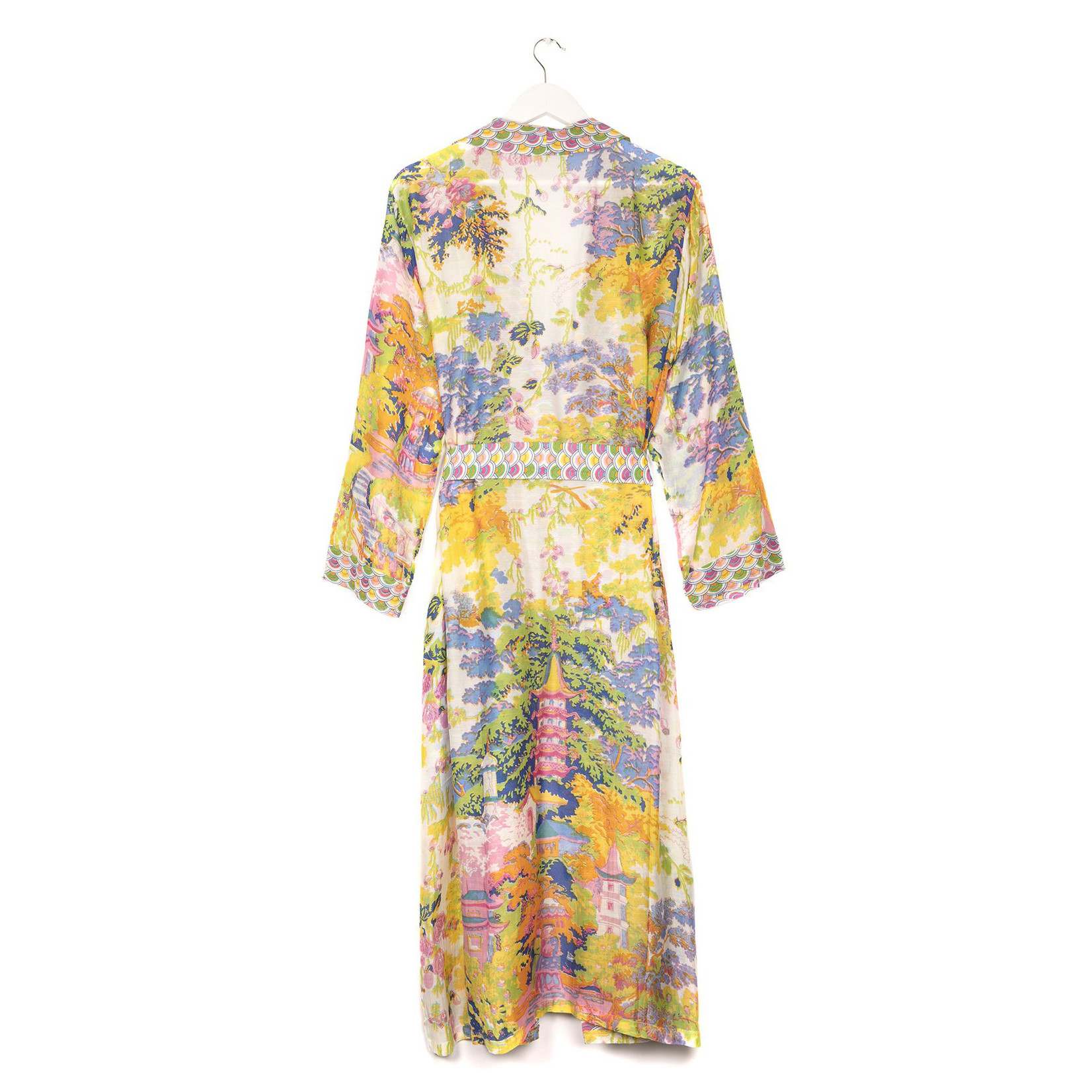 ONE HUNDRED STARS Gown China Tree Summer