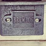 IRON RANGE Brew Dog Plaque