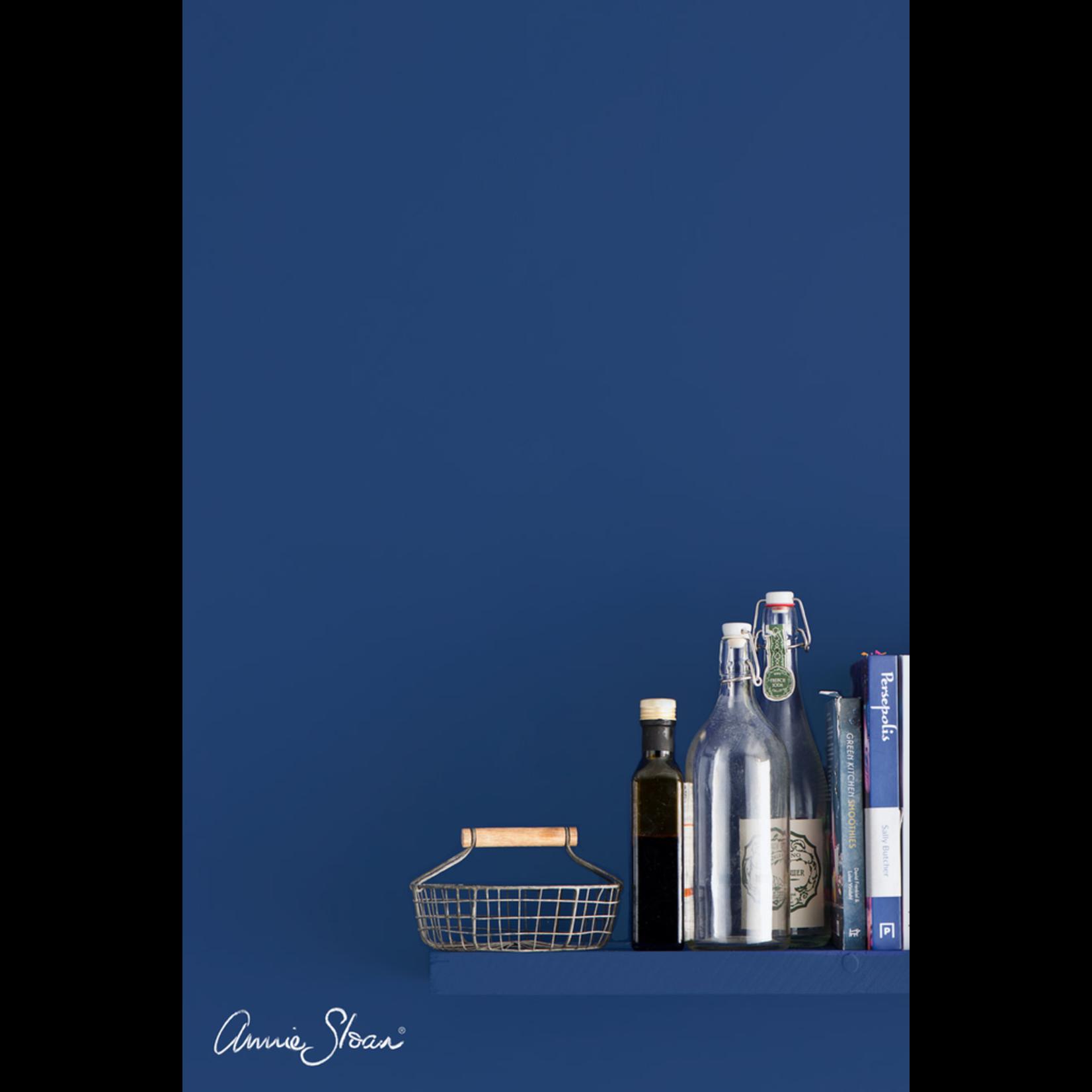 Annie Sloan Annie Sloan Napoleonic Blue wall paint