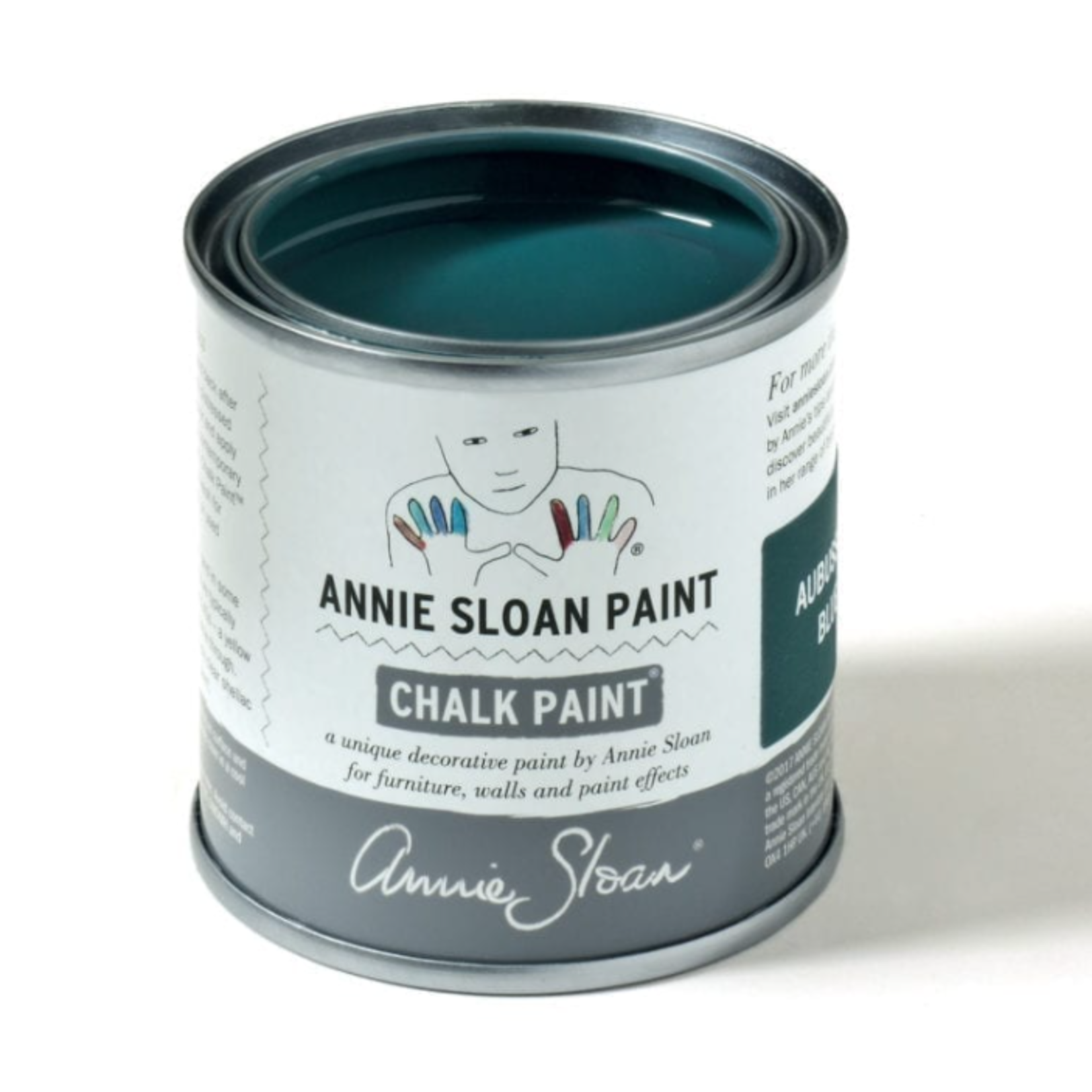 Annie Sloan Annie Sloan Aubusson Blue Chalk Paint