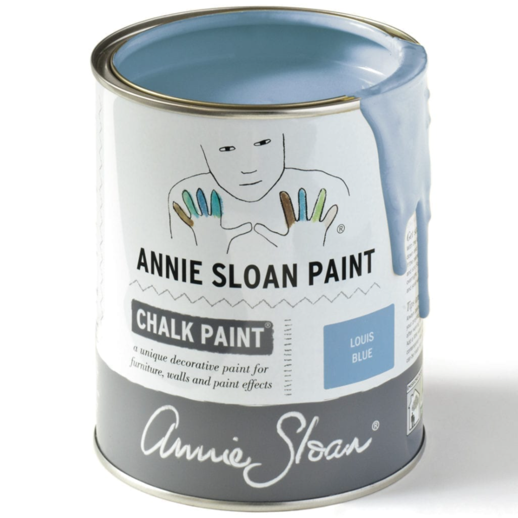 Annie Sloan Annie Sloan Louis Blue Chalk Paint