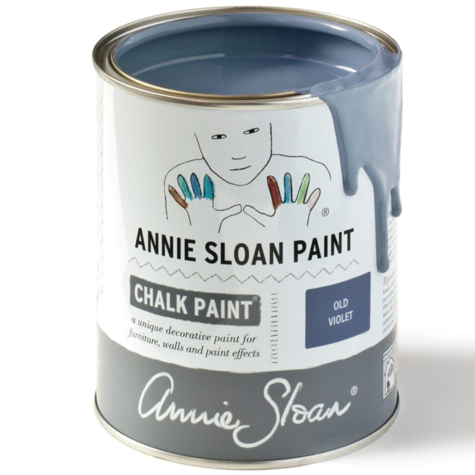 Annie Sloan Annie Sloan Old Violet Chalk Paint