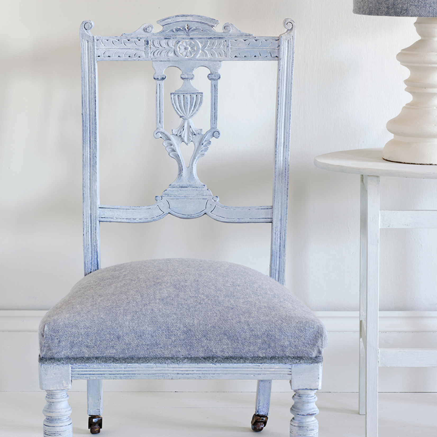 Annie Sloan Annie Sloan White Chalk Paint® Wax