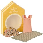 Maileg PRE ORDER Maileg Beach set for big sister mouse - Estimated Arrival Mid/End June