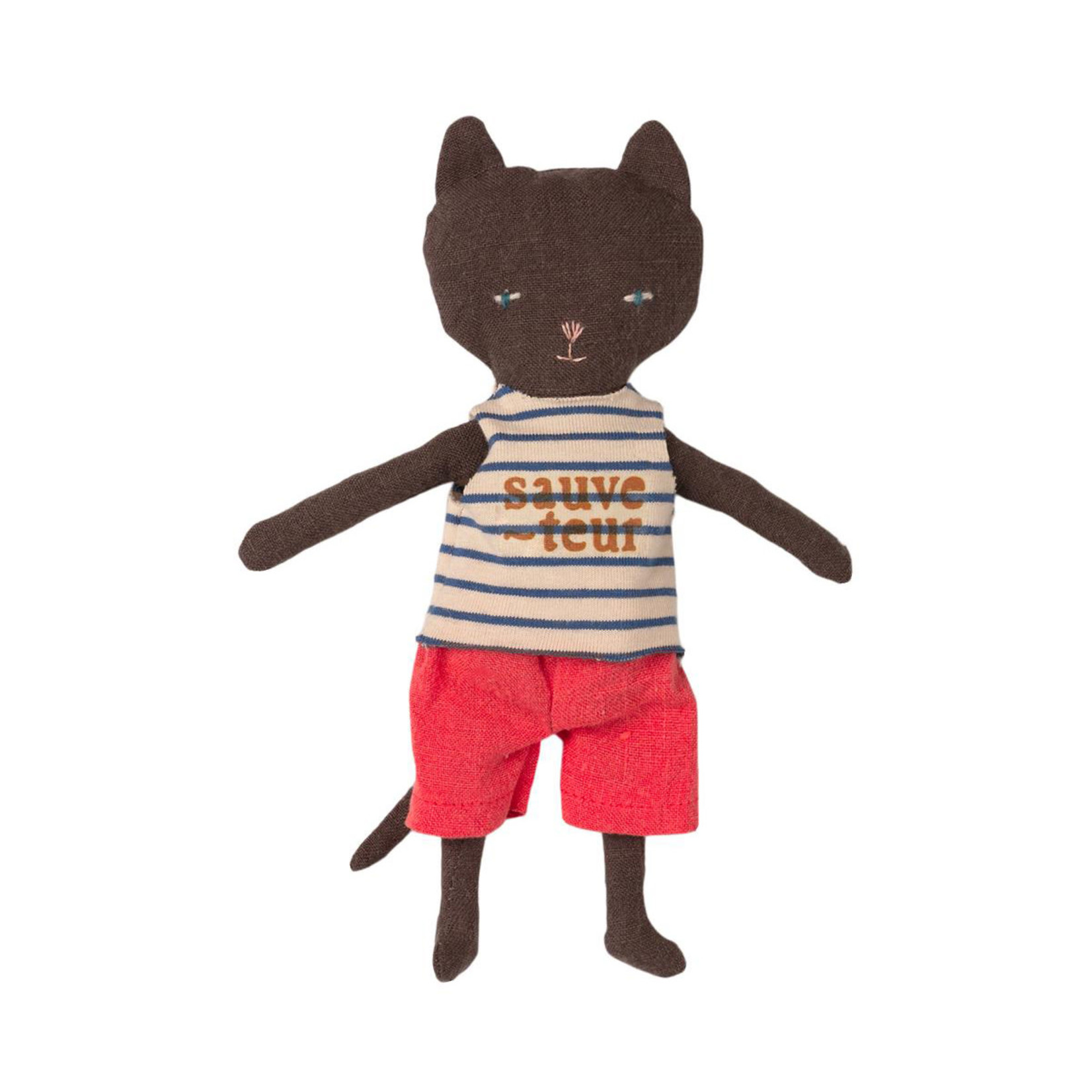 Maileg PRE ORDER Maileg Sauveteur, Tower with cat - Estimated arrival mid July