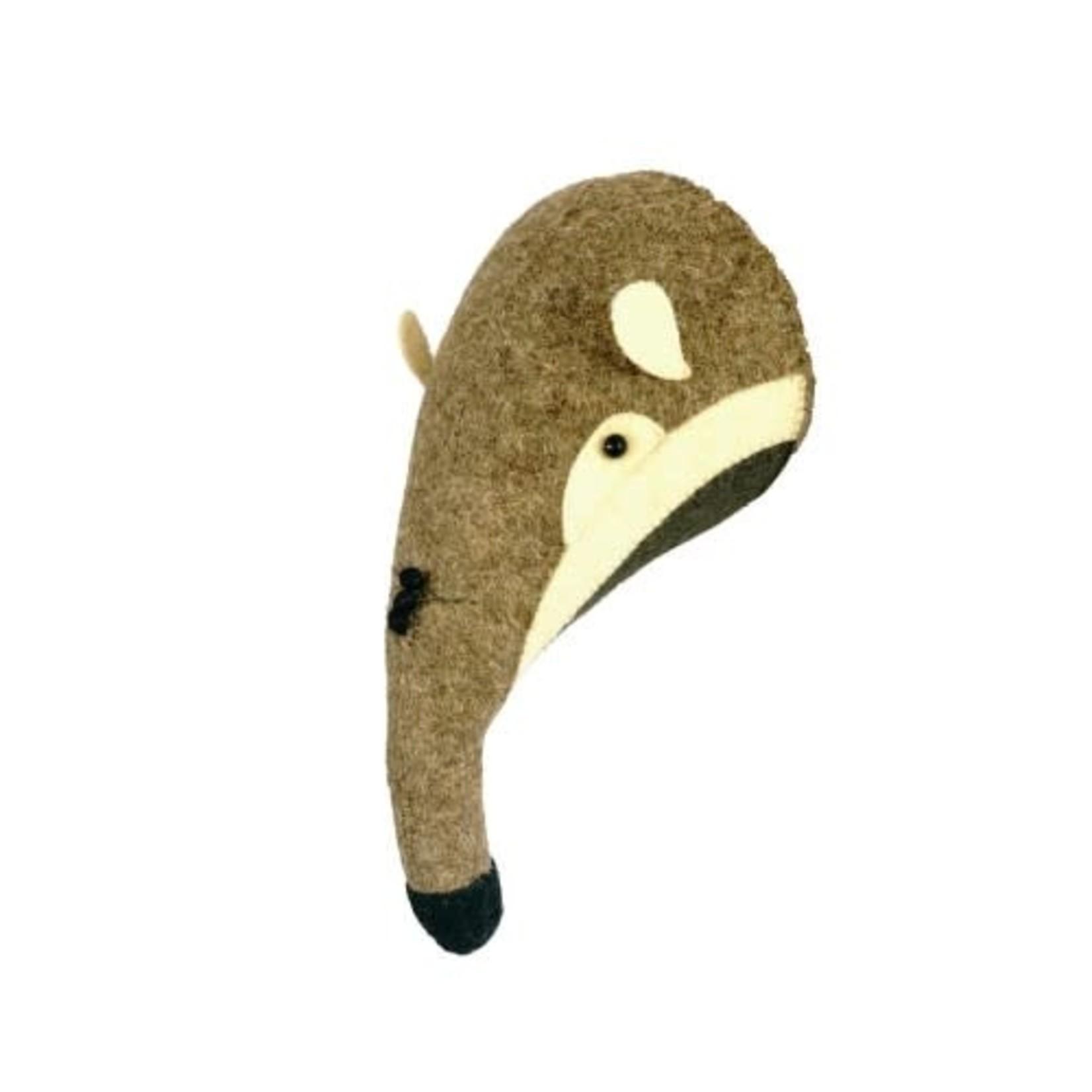 Fiona Walker Fiona Walker Mini Anteater Head
