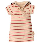 Maileg Maileg Clothes - Striped Dress, Size 2