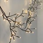 Light Style London Solar / Battery & Mains Ivy fairy Lights