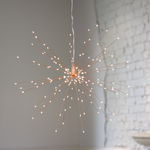 Light Style London Starburst - 50cm Copper - Battery