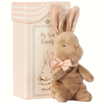 Maileg Maileg My First Bunny in a Box Rose