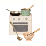 Maileg Maileg Cooking Set Micro Kitchen for Mice