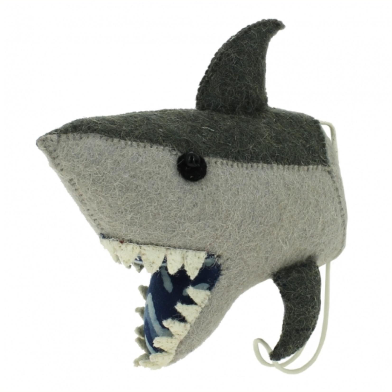 Fiona Walker Fiona Walker Felt Shark hook