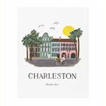 Rifle Rifle Charleston print 11x14