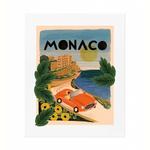 Rifle Rifle Monaco Print