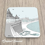 Homebird Coaster Spa Sun Court - Alex Anderson Scarborough Single Tableware