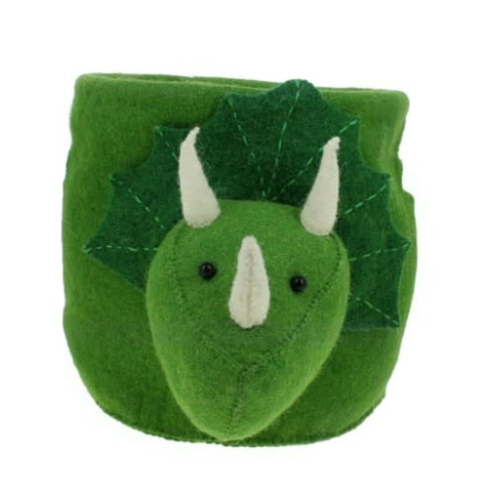 Fiona Walker Fiona Walker Storage Bag - Triceratops