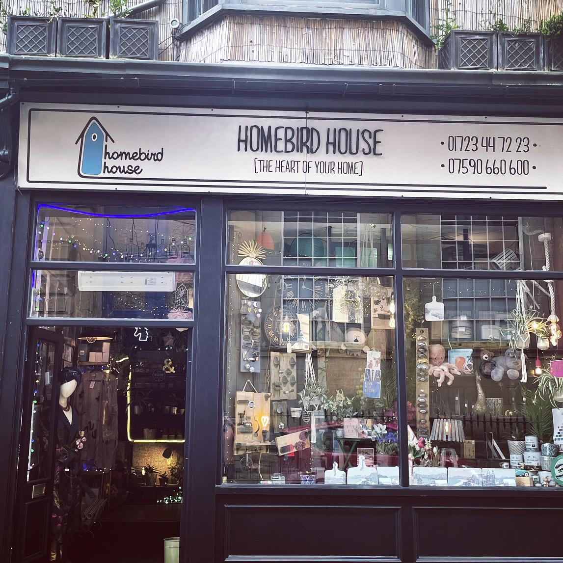 Homebird House