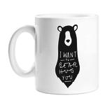 OLD ENGLISH CO. Bear Hug Mug