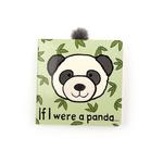 Jellycat Jellycat If I were an Panda Board Book