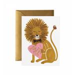 Rifle Rifle You're my Mane Squeeze card