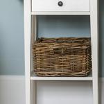 Grand Interiors Kubu Oblong Basket Small