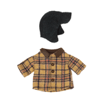 Maileg PRE ORDER  Maileg Woodsman jacket and hat for Teddy dad - Estimated Arrival mid September