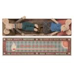 Maileg Maileg Grandma and Grandpa Mouse in Grand old Matchbox