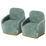 Maileg PRE ORDER Maileg Chair - 2 pack , Mouse - Estimated arrival end November
