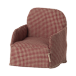 Maileg Maileg Chair, Mouse - Red