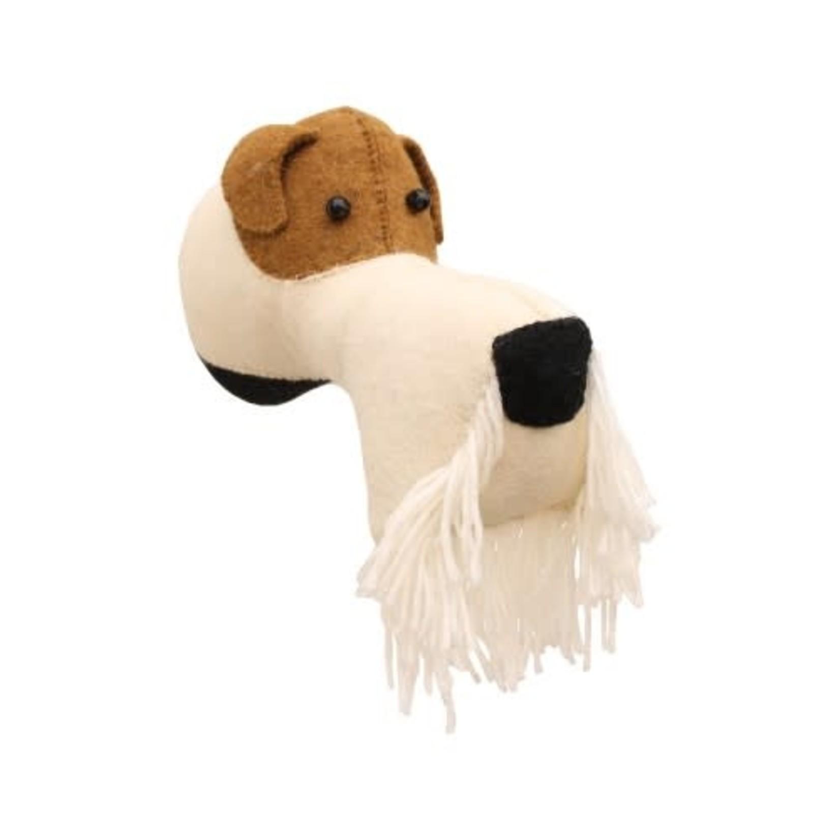 Fiona Walker Fiona Walker Mini Fox Terrier Head
