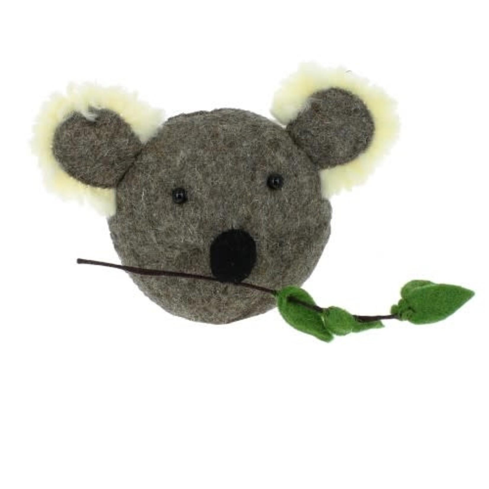 Fiona Walker Fiona Walker Mini Koala Head