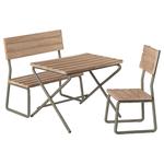 Maileg Maileg Garden set, Table, chair and bench