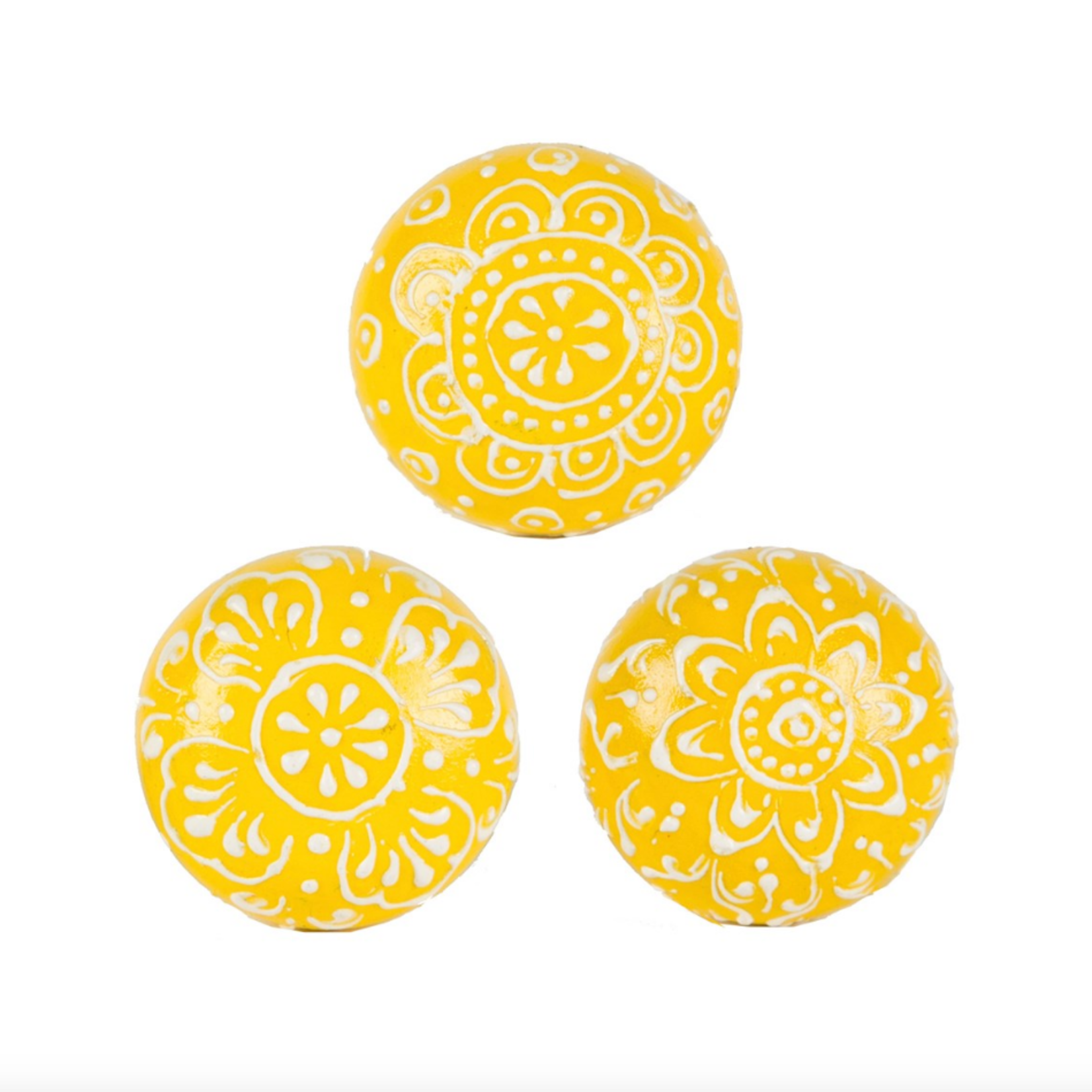 Sass and Belle Fusion Drawer Knob Yellow Assorted