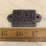 IRON RANGE Harley Davidson Plaque
