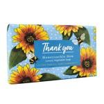 English Soap Company Thank You Soap - Honeysuckle Dew