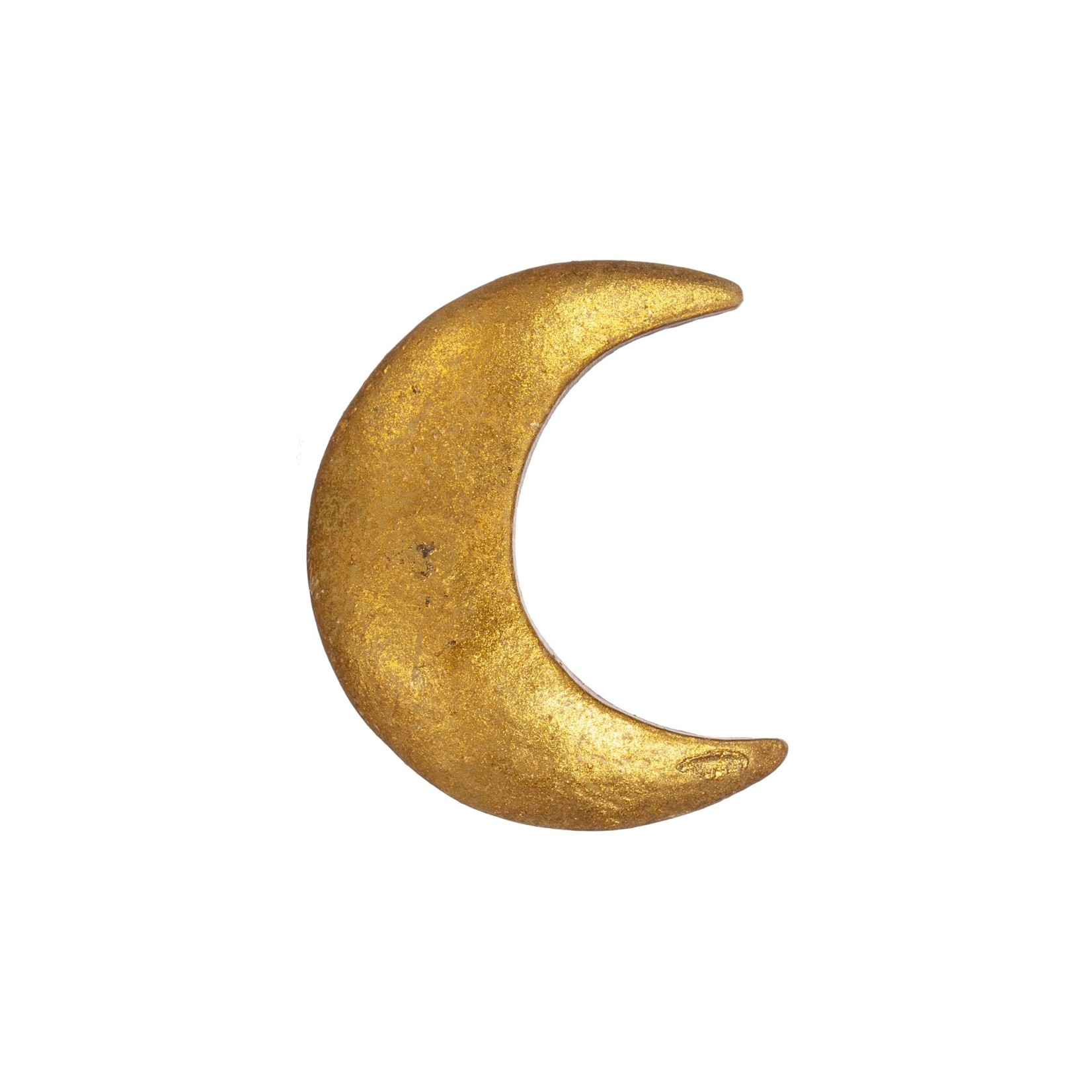 Sass and Belle Gold Crescent Moon Drawer Knob