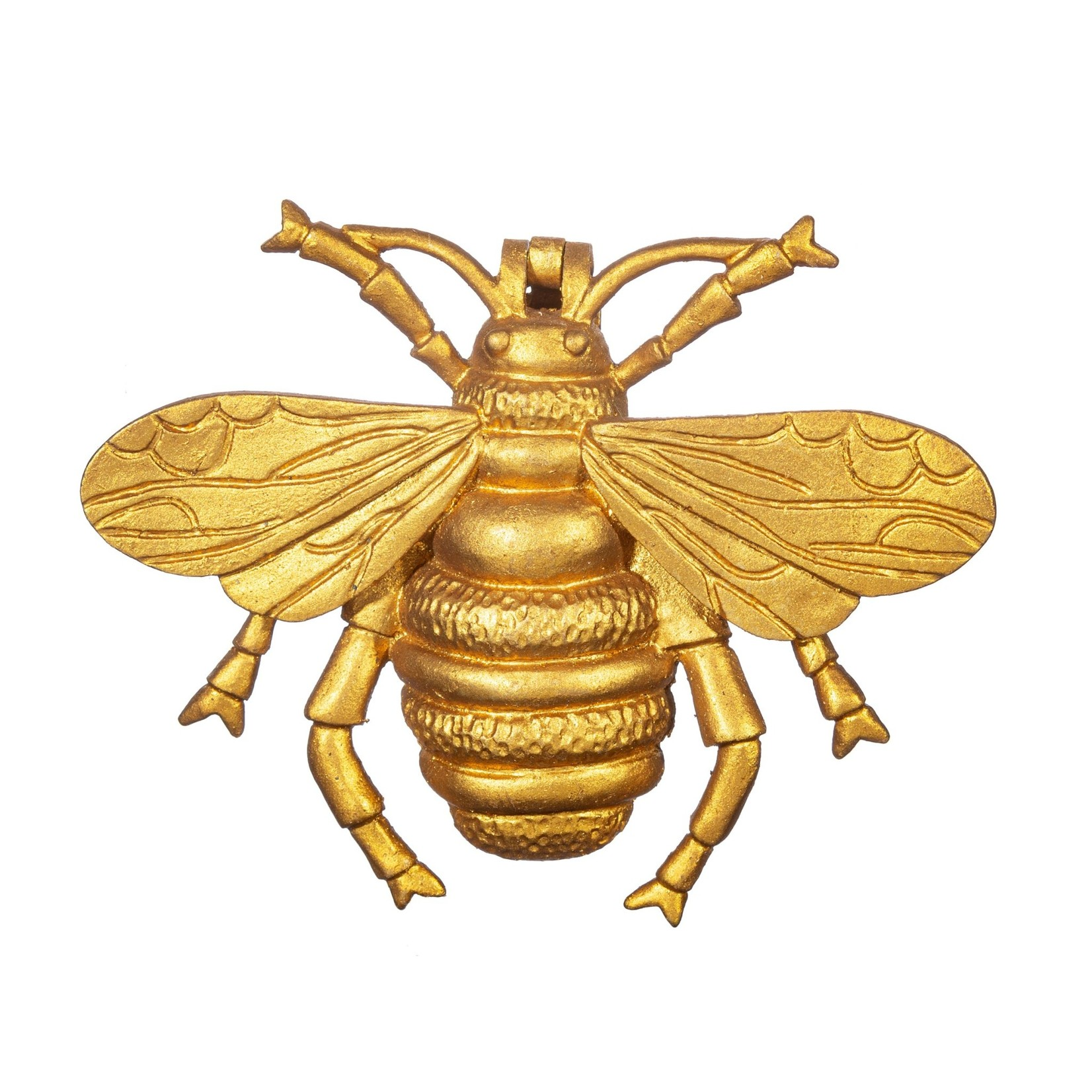 Sass and Belle Gold Bee Knocker
