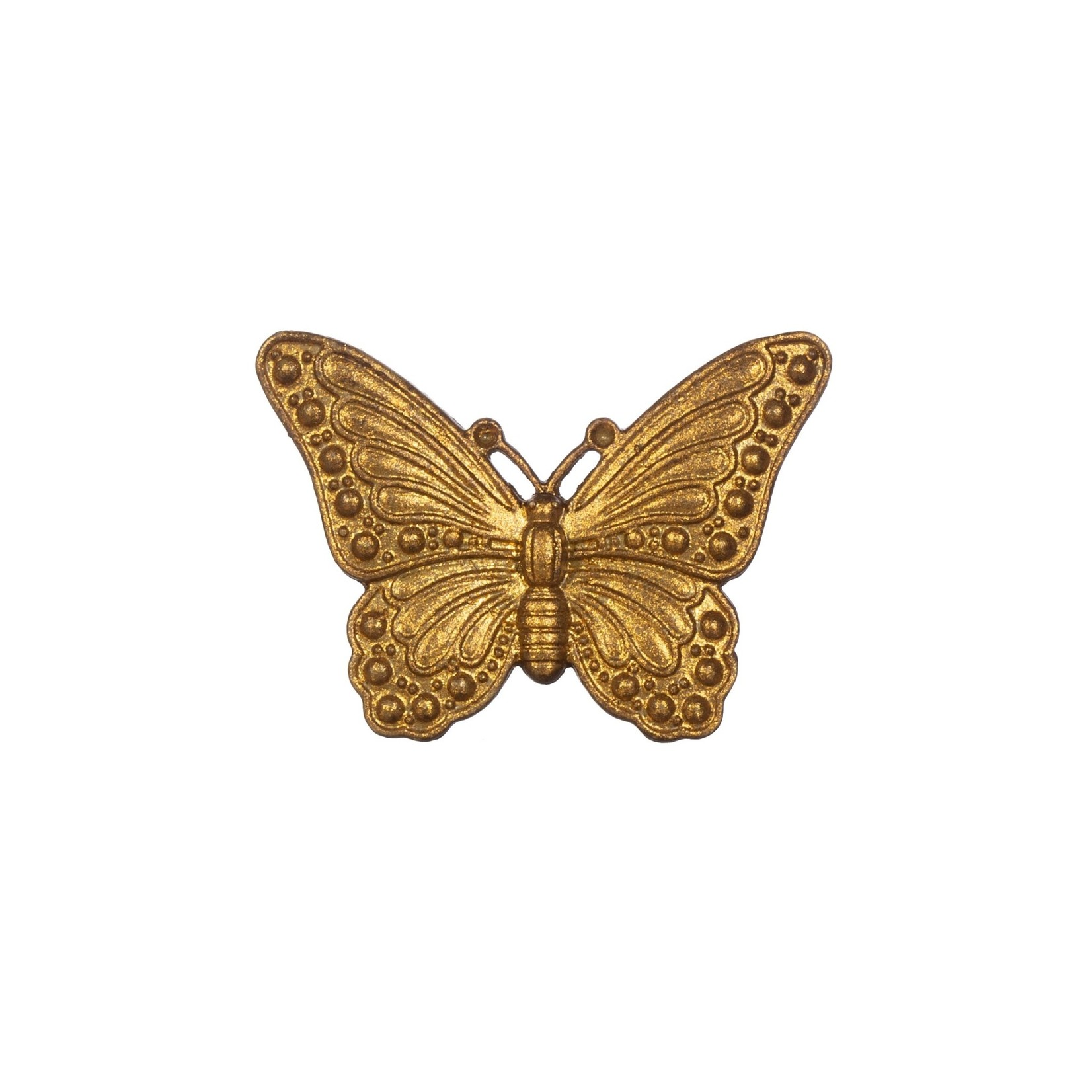 Sass and Belle Gold Butterfly Drawer Knob