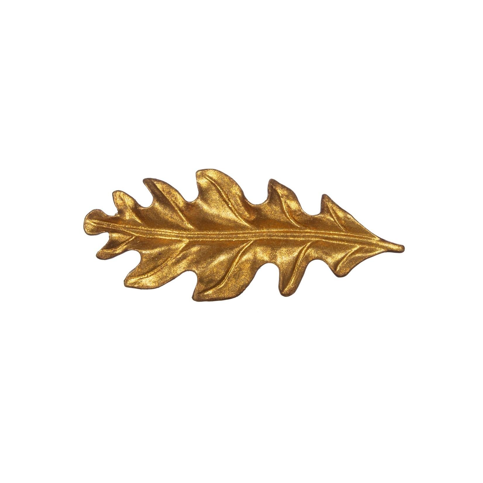 Sass and Belle Gold Leaf Drawer Knob