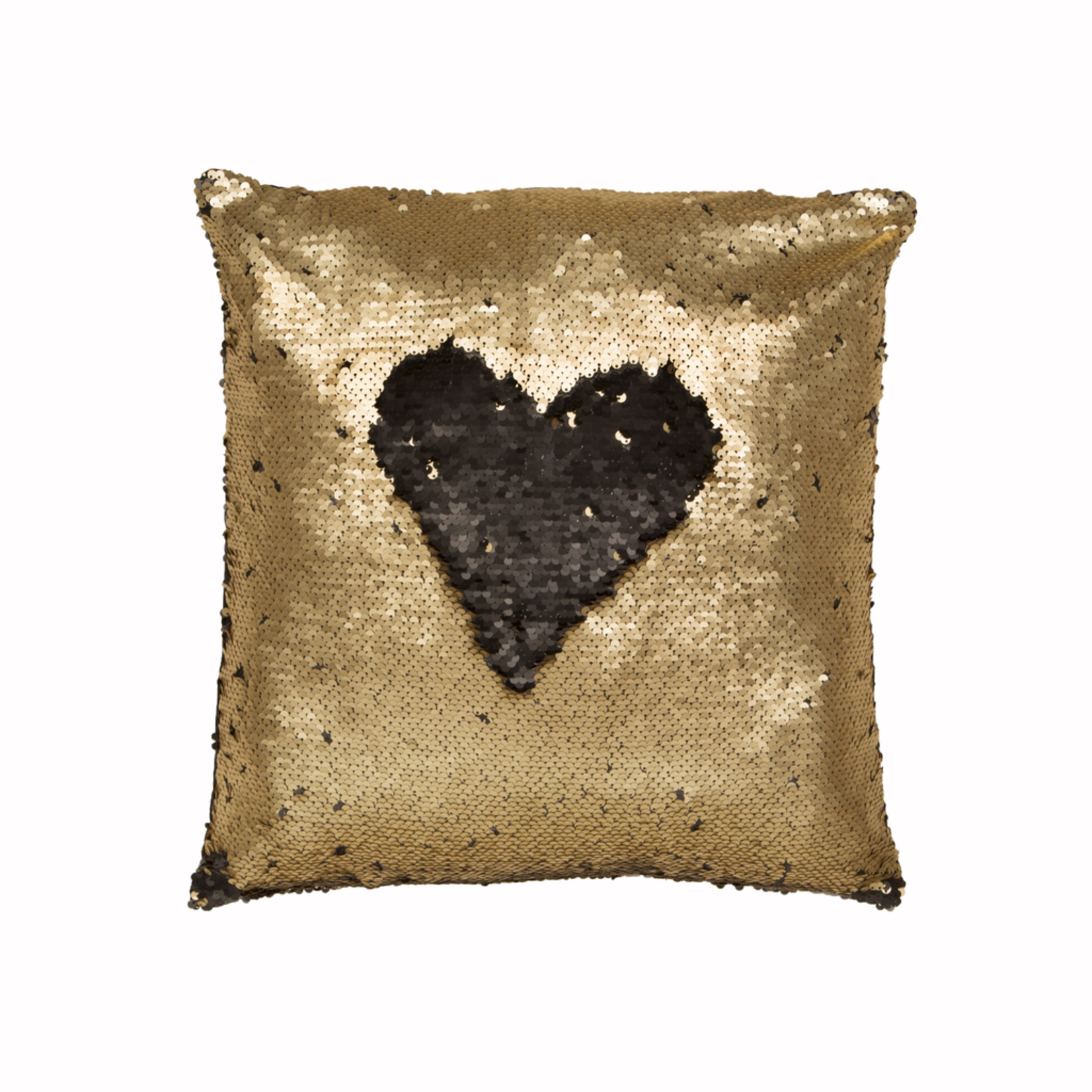 Sass and Belle Colour Change Sequin Cushion