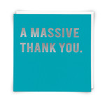 Redback Cards Massive Thank You Card