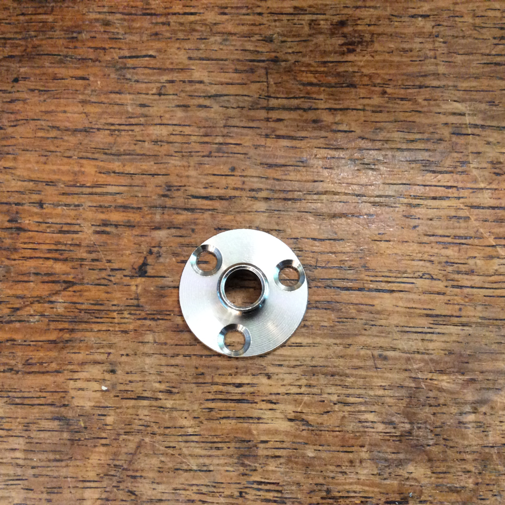 SL British Made 10MM BACKPLATE NICKEL PLATED BASE PLATE COMPONENT