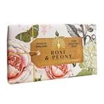 English Soap Company Rose & Peony 190g Soap Bar