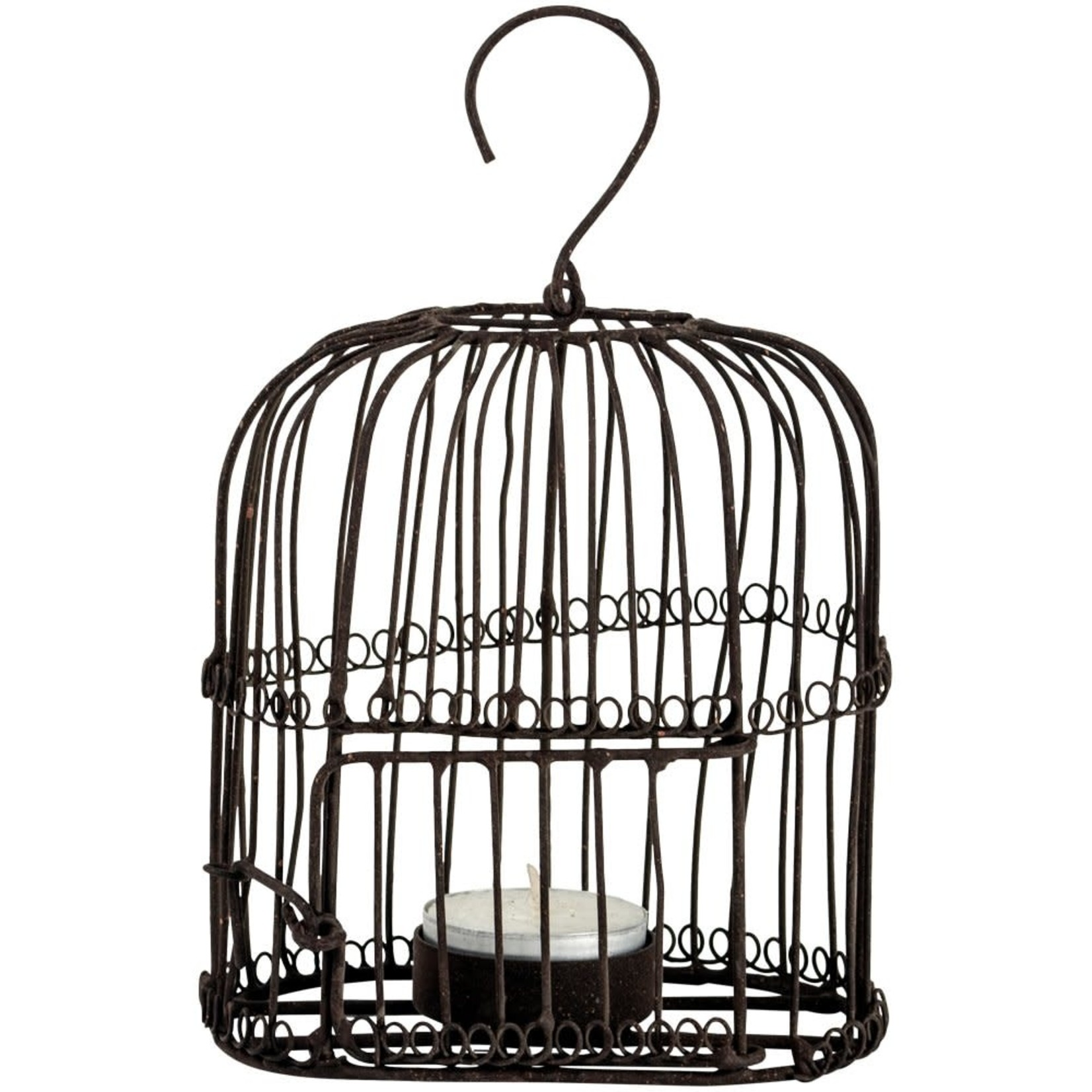 Grand Interiors Birdcage T-light Holder