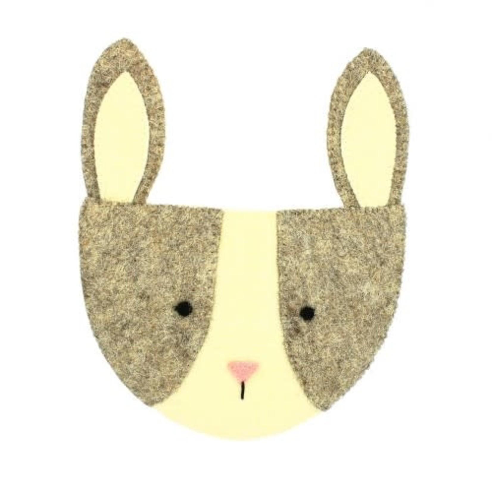 Fiona Walker Fiona Walker Rabbit Wall Mask