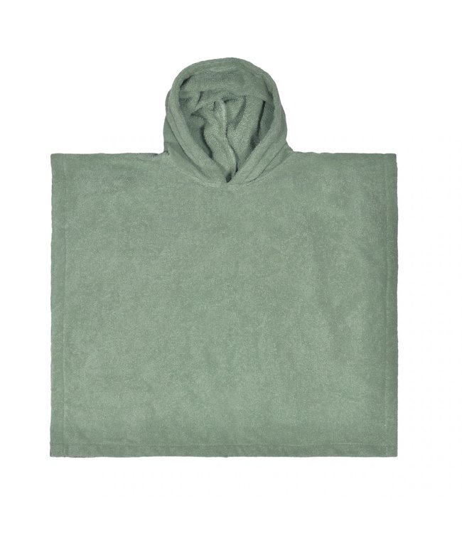Badponcho | Stone Green