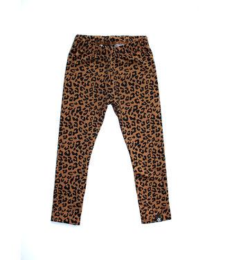 By Kels Legging | Leopard Toffee