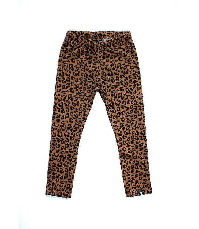 Legging | Leopard Toffee