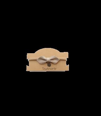 Toutesorte Bow Haarband | Parelmoer